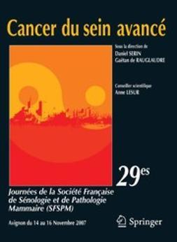 Rauglaudre, Gaëtan - Cancer du sein avancé, ebook