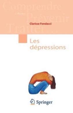 Fondacci, Clarisse - Les dépressions, ebook