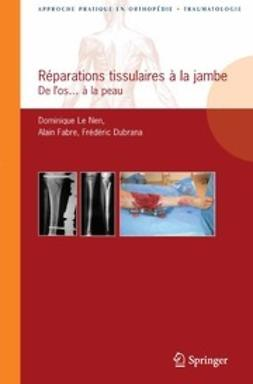 Nen, Dominique - Réparations tissulaires à la jambe, ebook