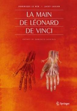 Nen, Dominique - La Main De Léonard De Vinci, e-kirja
