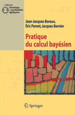 Boreux, Jean-Jacques - Pratique du calcul bayésien, e-bok