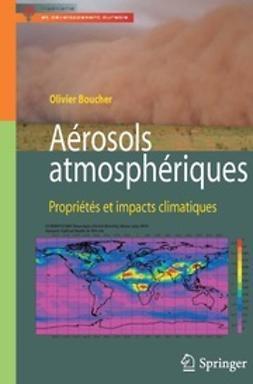 Boucher, Olivier - Aérosols atmosphériques, ebook