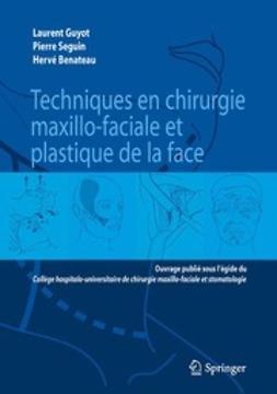 Guyot, Laurent - Techniques en chirurgie maxillo-faciale et plastique de la face, e-kirja