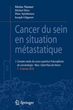 Namer, Moïse - Cancer du sein en situation métastatique, ebook
