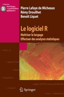 Micheaux, Pierre Lafaye - Le logiciel R, ebook