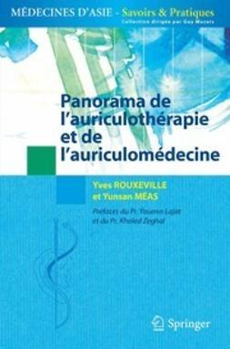 Rouxeville, Yves - Panorama de l'auriculothérapie et de l'auriculomédecine, ebook