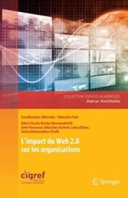 Tran, Sébastien - L'impact du Web 2.0 sur les organisations, ebook
