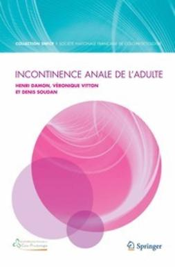 Damon, Henri - Incontinence anale de l'adulte, ebook