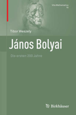 Weszely, Tibor - János Bolyai, e-bok