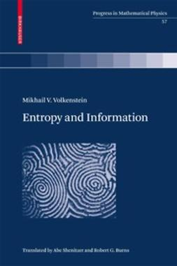 Volkenstein, Mikhail V. - Entropy and Information, ebook