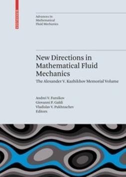 Fursikov, Andrei V. - New Directions in Mathematical Fluid Mechanics, ebook