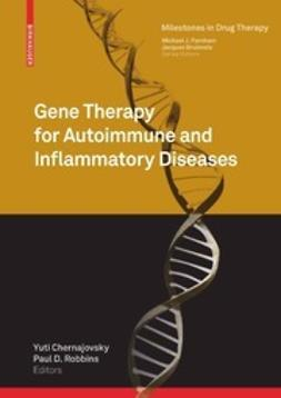 Chernajovsky, Yuti - Gene Therapy for Autoimmune and Inflammatory Diseases, ebook