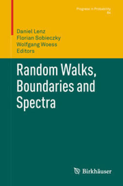 Lenz, Daniel - Random Walks, Boundaries and Spectra, ebook