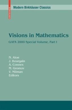 Alon, N. - Visions in Mathematics, e-kirja