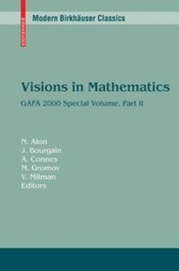 Alon, N. - Visions in Mathematics, ebook