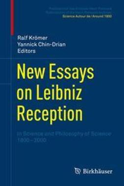 Krömer, Ralf - New Essays on Leibniz Reception, ebook