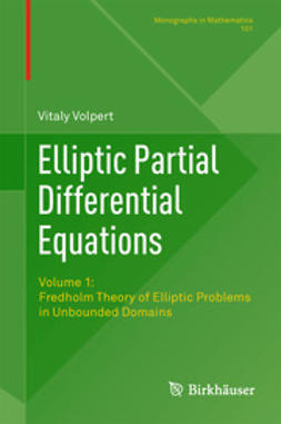 Volpert, Vitaly - Elliptic Partial Differential Equations, e-bok
