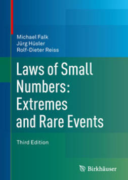 Falk, Michael - Laws of Small Numbers: Extremes and Rare Events, ebook