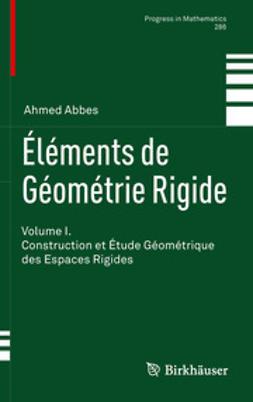 Abbes, Ahmed - Éléments de Géométrie Rigide, ebook