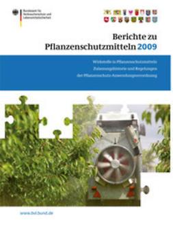 Brandt, Peter - Berichte zu Pflanzenschutzmitteln 2009, e-kirja