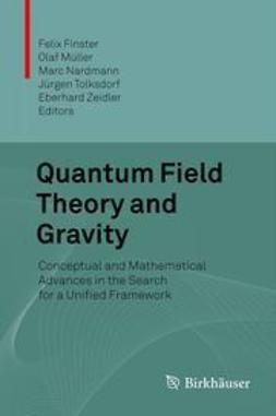 Finster, Felix - Quantum Field Theory and Gravity, e-bok