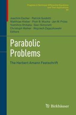 Escher, Joachim - Parabolic Problems, e-bok