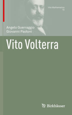 Guerraggio, Angelo - Vito Volterra, ebook