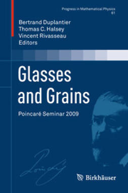 Duplantier, Bertrand - Glasses and Grains, ebook