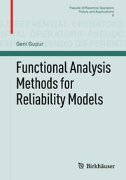 Gupur, Geni - Functional Analysis Methods for Reliability Models, ebook