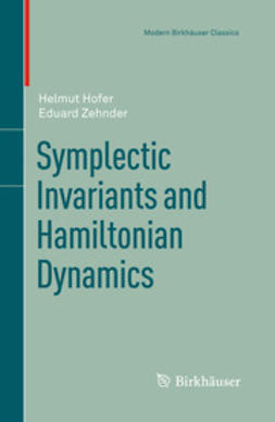 Hofer, Helmut - Symplectic Invariants and Hamiltonian Dynamics, ebook
