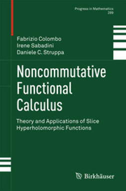 Colombo, Fabrizio - Noncommutative Functional Calculus, e-kirja