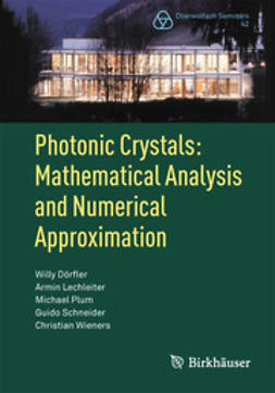 Dörfler, Willy - Photonic Crystals: Mathematical Analysis and Numerical Approximation, ebook