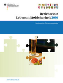 Dombrowski, Saskia - Berichte zur Lebensmittelsicherheit 2010, ebook