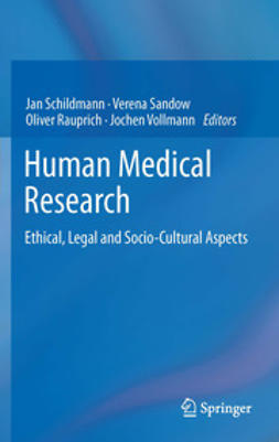 Schildmann, Jan - Human Medical Research, ebook