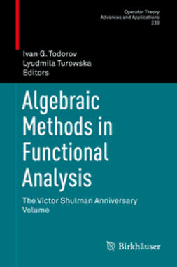 Todorov, Ivan G. - Algebraic Methods in Functional Analysis, e-kirja
