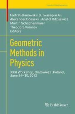 Geometric Methods in Physics