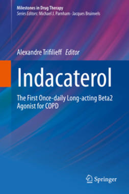 Trifilieff, Alexandre - Indacaterol, ebook