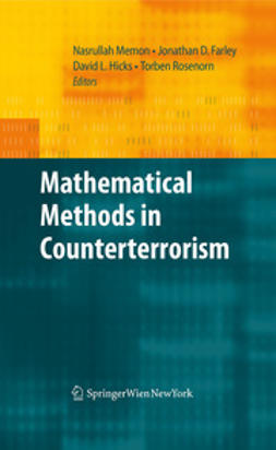 Memon, Nasrullah - Mathematical Methods in Counterterrorism, e-bok