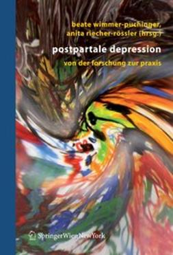 Riecher-Rössler, Anita - Postpartale Depression, ebook