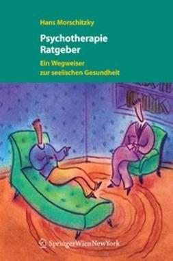Morschitzky, Hans - Psychotherapie Ratgeber, e-bok
