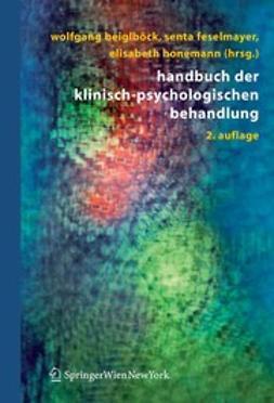 Beiglböck, Wolfgang - Handbuch der klinisch-psychologischen Behandlung, ebook