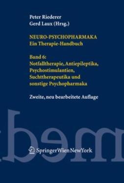 Riederer, Peter - Neuro-Psychopharmaka Ein Therapie-Handbuch, e-bok