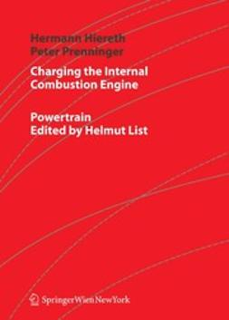 Hiereth, Hermann - Charging the Internal Combustion Engine, ebook