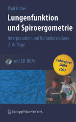 Haber, Paul - Lungenfunktion und Spiroergometrie Interpretation und Befunderstellung, ebook