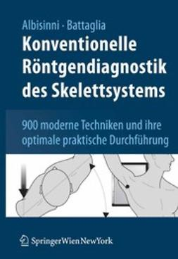 Albisinni, Ugo - Konventionelle Röntgendiagnostik des Skelettsystems, ebook