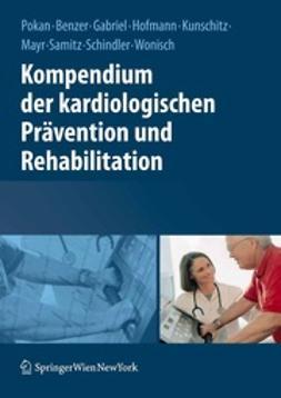 Pokan, Rochus - Kompendium der kardiologischen Prävention und Rehabilitation, e-bok