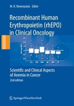 Nowrousian, Mohammad Resa - Recombinant Human Erythropoietin (rhEPO) in Clinical Oncology, ebook