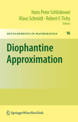 Schlickewei, Hans Peter - Diophantine Approximation, ebook