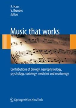 Haas, Roland - Music that works, ebook