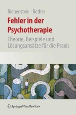 Bienenstein, Stefan - Fehler in der Psychotherapie, ebook